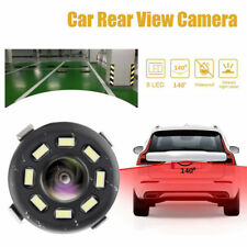 Car 8LED Rearview Reverse Backup Camera Universal Security Night Vision Function