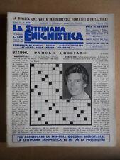 Settimana Enigmistica n°2554 del 07-03-1981 - Pat Wayne  [D54]