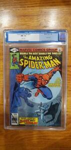 THE AMAZING SPIDERMAN #200 CGC 9.6 ORIGIN RETOLD MARVEL 1980 HI GRADE SQUARBOUND