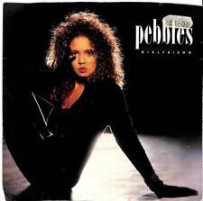"Pebbles - Girlfriend - 7"" Record Single"