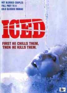 Iced - 1989 Horror - Debra De Liso, Doug Stevenson, Ron Kologie - DVD