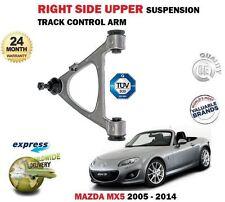 für Mazda MX5 NC 2005-2014 vorne rechts Seite Ober AUFHÄNGUNG QUERLENKER