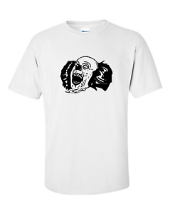 IT CLOWN TSHIRT - SCARY LAUGHING CLOWN STEPHEN KING IT MOVIE GIFT TEE TOP