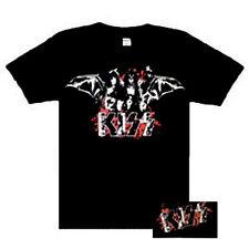 Kiss Bats Music punk rock t-shirt  MEDIUM  NEW