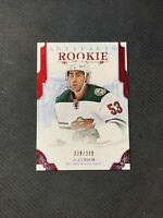 2017-18 UPPER DECK ARTIFACTS ALEX TUCH ROOKIE RUBY RED #ed 328/399 VEGAS KNIGHTS