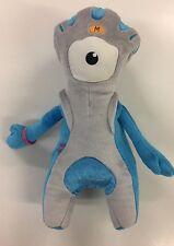 """Los Juegos Olímpicos de Londres 2012 Juegos Paraolímpicos Mascota Suave Juguete 12"""" Mandeville"""