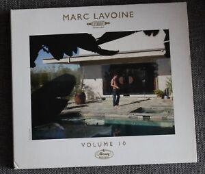 Marc Lavoine, volume 10, CD digipack