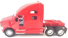 Kinsmart 1:68 scale Kenworth T700 tractor Truck Cab diecast model Pull Back Red