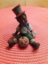 Sarah's Attic Pug Clown figurine #1414/4000