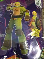 Nwt Tmnt Teenage Mutant Ninja Turtle Michelangelo Costume Child Small