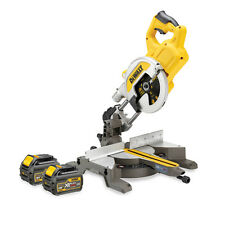 *NEW* DEWALT DCS777T2 CORDLESS MITRE SAW XR FLEXVOLT 54V 216MM FLEX VOLT