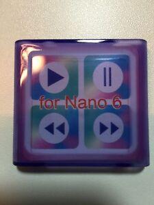 Cover Case For Apple iPod Nano 6G 6th Generation