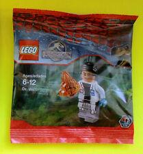 Lego 5000193818 Jurassic World Dr Wu mit Moskito im Bernstein Polybag Ovp