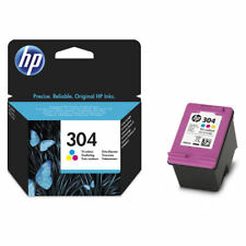 Original HP 304 Colour Ink Cartridge For DeskJet 3730 Inkjet Printer