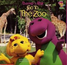 Barney and BJ Go to the Zoo - Acceptable - Bernthal, Mark S - Paperback