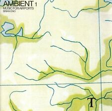 BRIAN ENO - AMBIENT 1 MUSIC FOR AIRPORTS: CD ALBUM (2009)