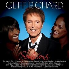 Soulicious by Cliff Richard CD Oct-2011 EMI Music New