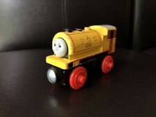 Genuine Fisher Price Thomas & Friends Wooden Train Bill BDG18 2012 Gullane