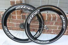 Zipp 404 Wheel Set 700c Clincher 10 Speed