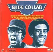 SEALED LASERDISC / Blue Collar Rare LaserDisc Harvey Kietel Richard Pryor Crime