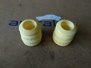 NEW Genuine Oem  MINI R50 R53 FRONT   Shock Bumper 2 PCS    Part No 31336756663