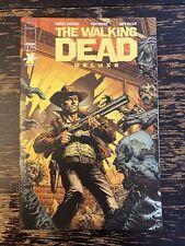 Walking Dead Deluxe #1 Robert Kirkman (Image) Free Combine Shipping