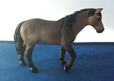 CM Schleich Model Horse Equine Figurine Plastic Toy Ornament Repainted CTF