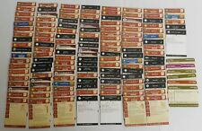 DUNGEONS AND DRAGONS MINIATURES HUMAN CARDS - 142 Different Cards