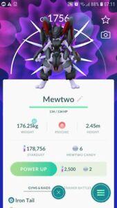 Armored Mewtwo Trading Pokemon GO