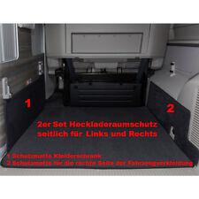 Fußmatten Laderaum Seitenteppich Set VW T6 T5 California Ocean Coast Comfortline