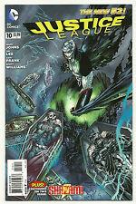Justice League #10 Unread Near Mint First Print New 52