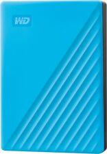 WD - My Passport 4TB External USB 3.0 Portable Hard Drive with Hardware Encry...