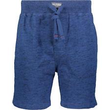 Genuine TOMMY HILFIGER Men's SINNE Blue Marl Sweat Shorts, size Medium