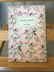 Janet Leeper English Ballet The King Penguin Books 1945