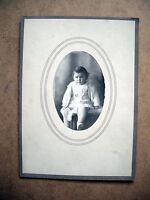 Ancienne Photographie - Bébé