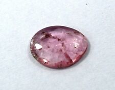4.30 Cts Natural Pink Tourmaline Loose Gemstone 15X11.5mm Fancy Rose Cut S904