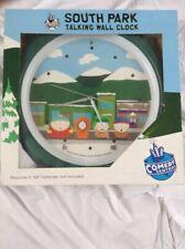 South Park NEW Talking Clock Mug CD Gift Set