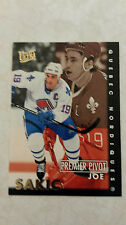 1995-96 Ultra Premier Pivot Quebec Nordiques Joe Sakic Card 8 of 10  Nice Card