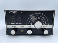 ELECTRO KITS MODEL SP-207 SHORTWAVE & HAM RECEIVER