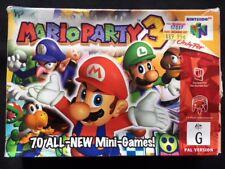 Nintendo 64 : Mario Party 3 N64 CIB