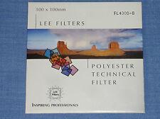 Lee WRATTEN FILTRI FL 100x100 4300-b