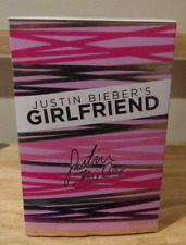 GIRLFRIEND Justin Bieber 3.4 3.3 oz 100 ml Women Perfume EDP Spray NIB