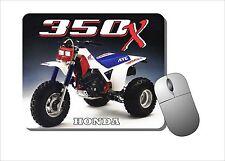 HONDA 350X ATC MOUSE PAD MOUSEPAD - THREE WHEELER, 3 WHEELER, MOTOR BIKE