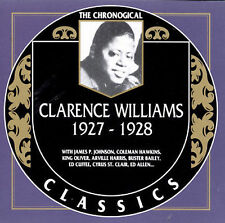 1927-1928 by Clarence Williams (CD, Classic Records)