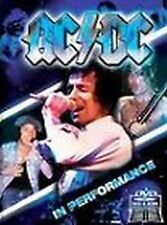 AC/DC: In Performance DVD & Book NEW factory sealed