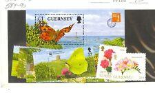 Guernsey Scott 584-590 Nh [Id#426367]