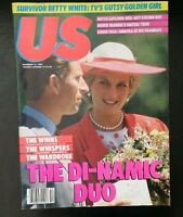 US Magazine December 16, 1985 Princess Di Betty White Mitch Gaylord Howie Mandel