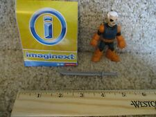 Fisher Price Imaginext DC Batman Blind Bag Series 1 Slade Deathstroke mask grey