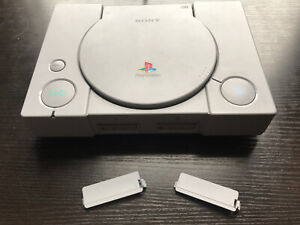 PS1 Parallel Port Cover Replacement for Sony Playstation 1 - Original PS1 Fat
