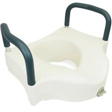 Elevador de inodoro WC con reposabrazos para váter y baño